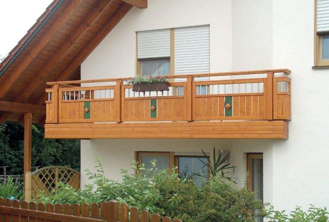 edelstahl edelstahl balkongelaender holz design wildspitze 2