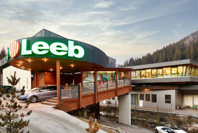 Sede aziendale Leeb Balkone GmbH a Gnesau